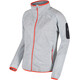 Regatta Laney IV Fleece Jacket Women Light Steel Marl/Light Steel